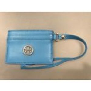 AUTHENTIC TORY BURCH CARD WRISTLET